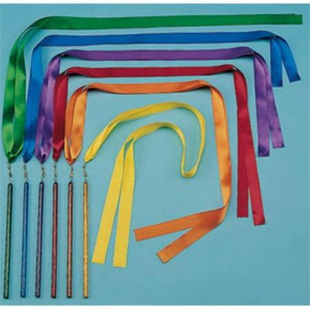 Rhythm Band Instruments RB3002 72 Ribbon Wands (Cheap Ribbon Wands)