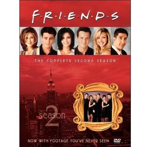 Friends: The Complete Second Season (Full Frame)