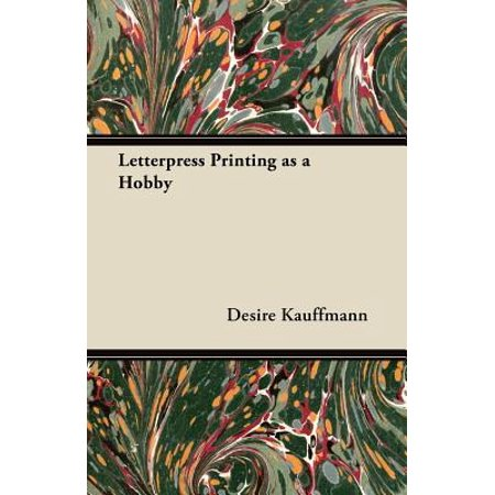 Letterpress Printing as a Hobby - eBook
