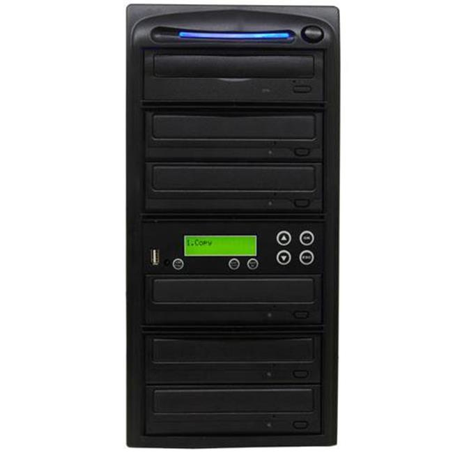 Produplicator PUSBMDSC05 1-5 USB Flash Memory Card to M-Disc Support Data Backup CD & DVD Duplicator