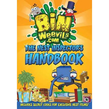 Bin Weevils: the Nest Inspector's Handbook: Everything You Need to Know to Create a Trophy-Winning Nest! (Paperback)
