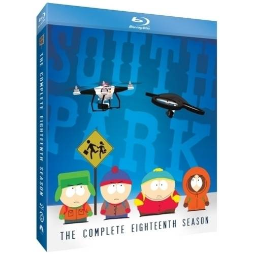 South Park: The Complete Eighteenth Season (Blu-ray) by Paramount