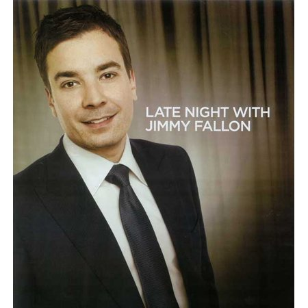 Late Night with Jimmy Fallon (TV) POSTER (11x17) (2009) - Jimmy Fallon Halloween