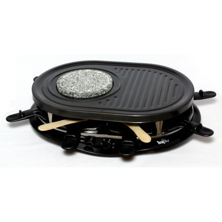 Total Chef Raclette Party Grill with Fondue