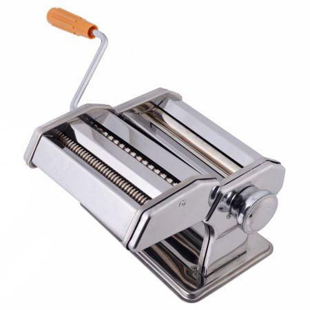 "Ktaxon 6"" Pasta Maker & Roller Machine Noodle Spaghetti & Fettuccine Maker Noodle Making Machine - image 6 of 8"