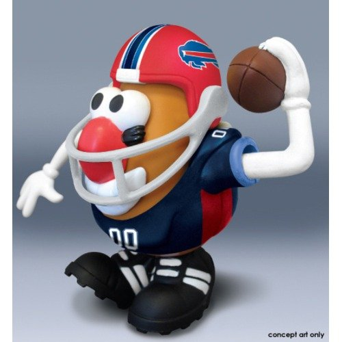 Mr. Potato Head NFL - Green Bay Packers Green Bay Packers MRPFBGBA