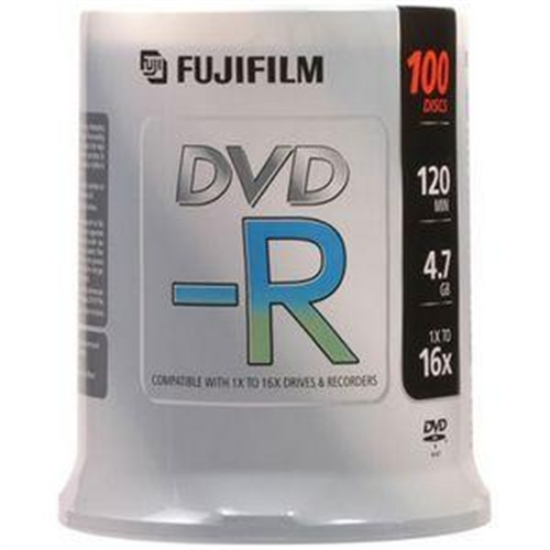 Fujifilm 16x DVD-R Media 25302894