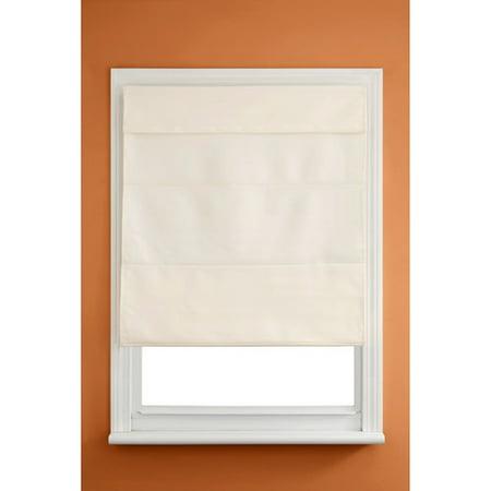Kenney Fabric Roman Shade Linen