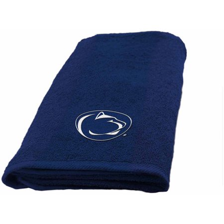 NCAA Penn State Hand Towel, 1 Each Penn State Colors