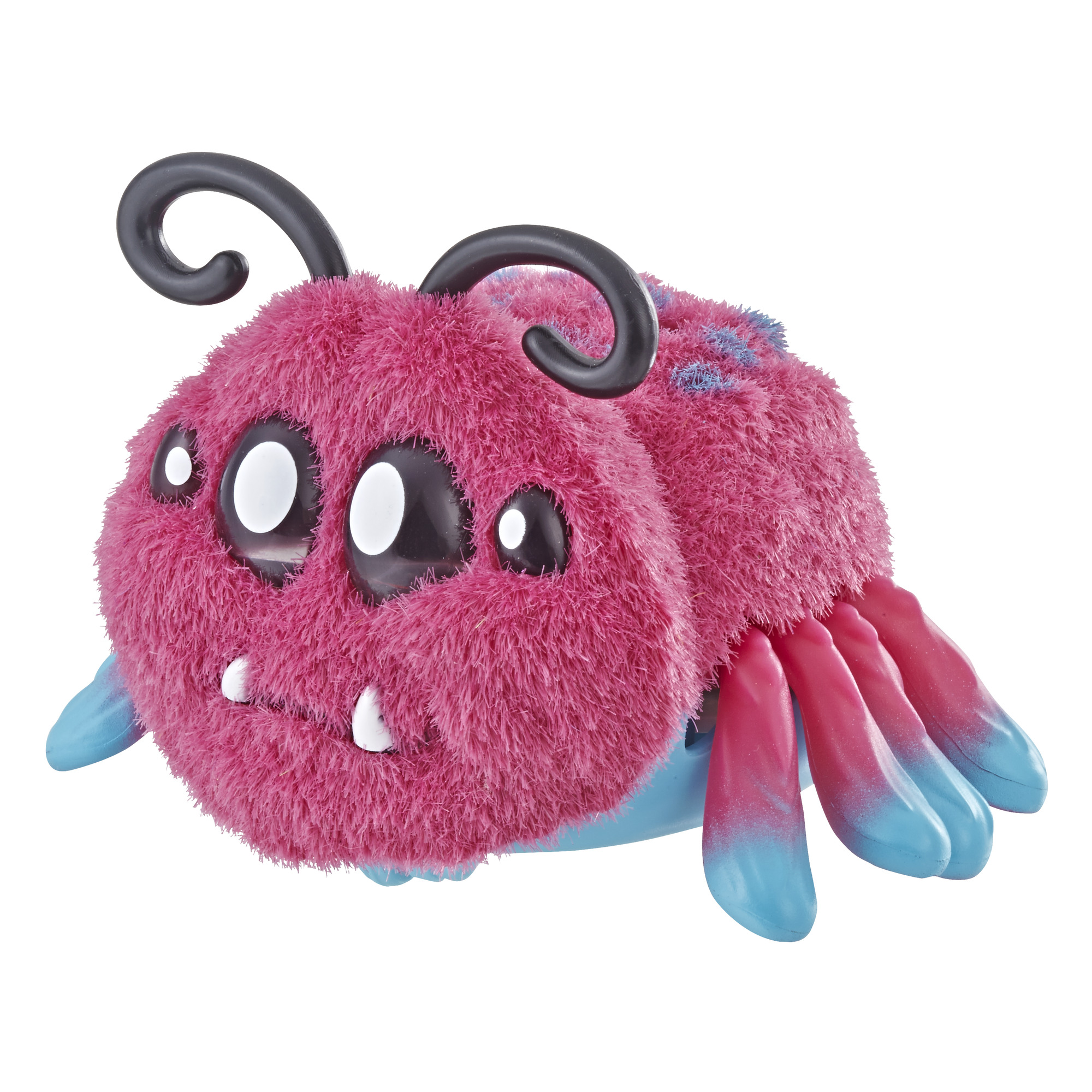 Yellies! Fuzzbo; Voice-Activated Spider Pet; Ages 5 and up