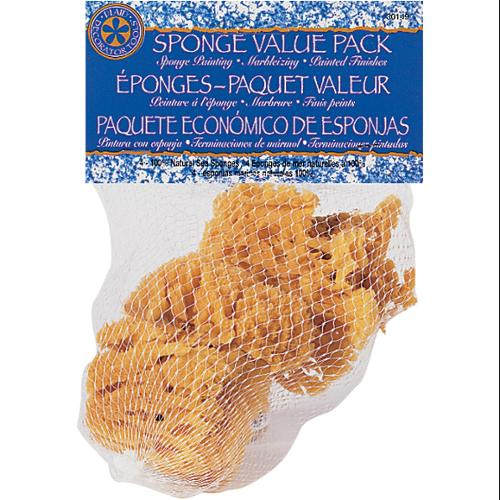 Sponge Value Pack 4/Pkg-