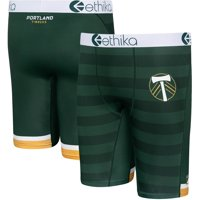 Portland Timbers Ethika Youth Micromesh Boxer Briefs