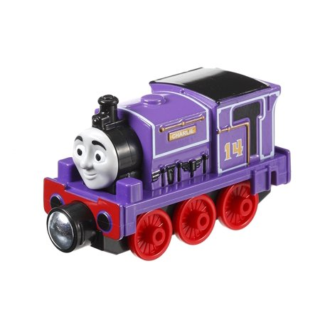 Fisher-Price Thomas & Friends Take-N-Play Charlie Toy Train, Sturdy die-cast construction By FisherPrice ()