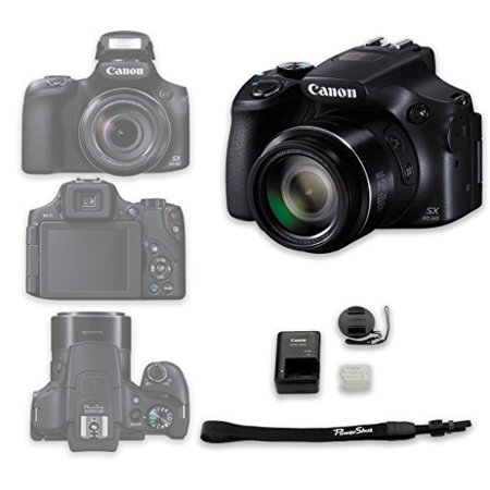 Canon PowerShot SX60 HS Digital Camera (Canon Sx60 Best Price)