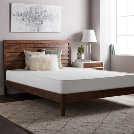 Select Luxury  Flippable Medium Firm 8 Inch Full Size Foam Mattress