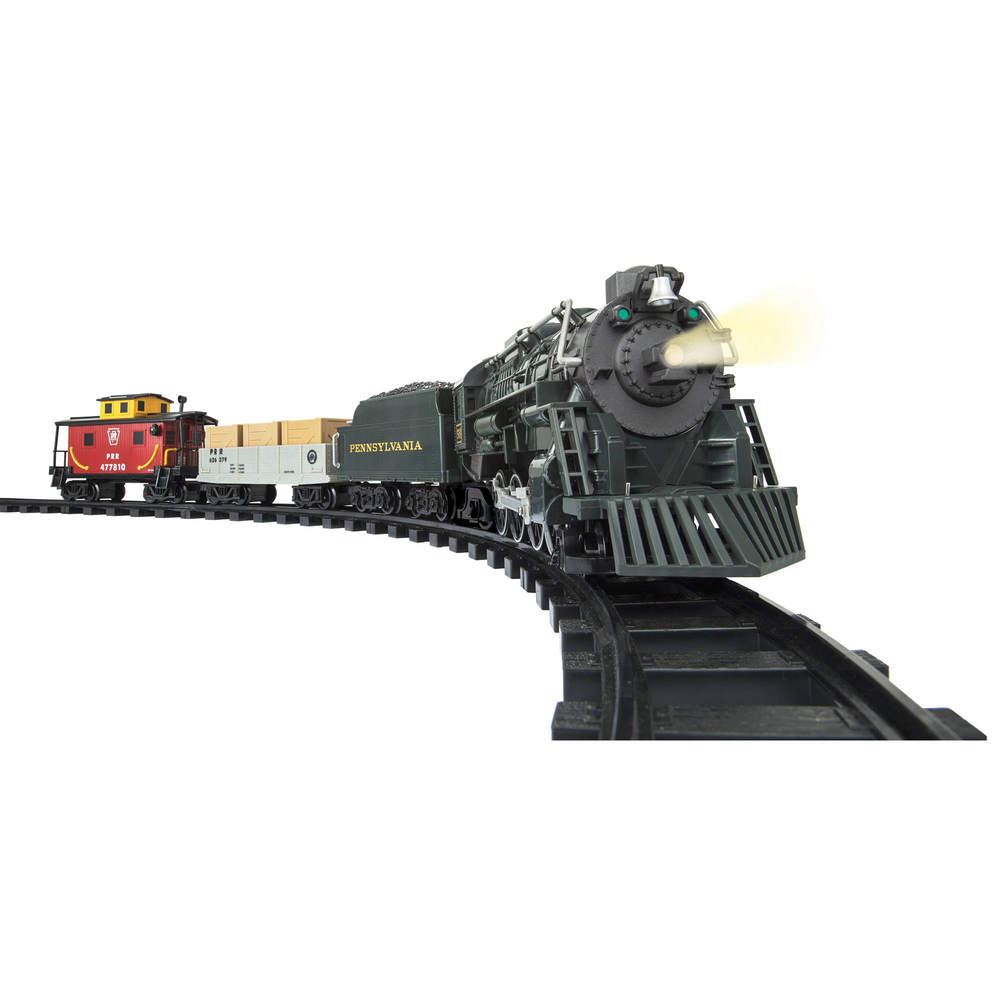 Lionel Trains PennSylvania Flyer Seasonal Freight Ready to Play Set by Lionel Trains
