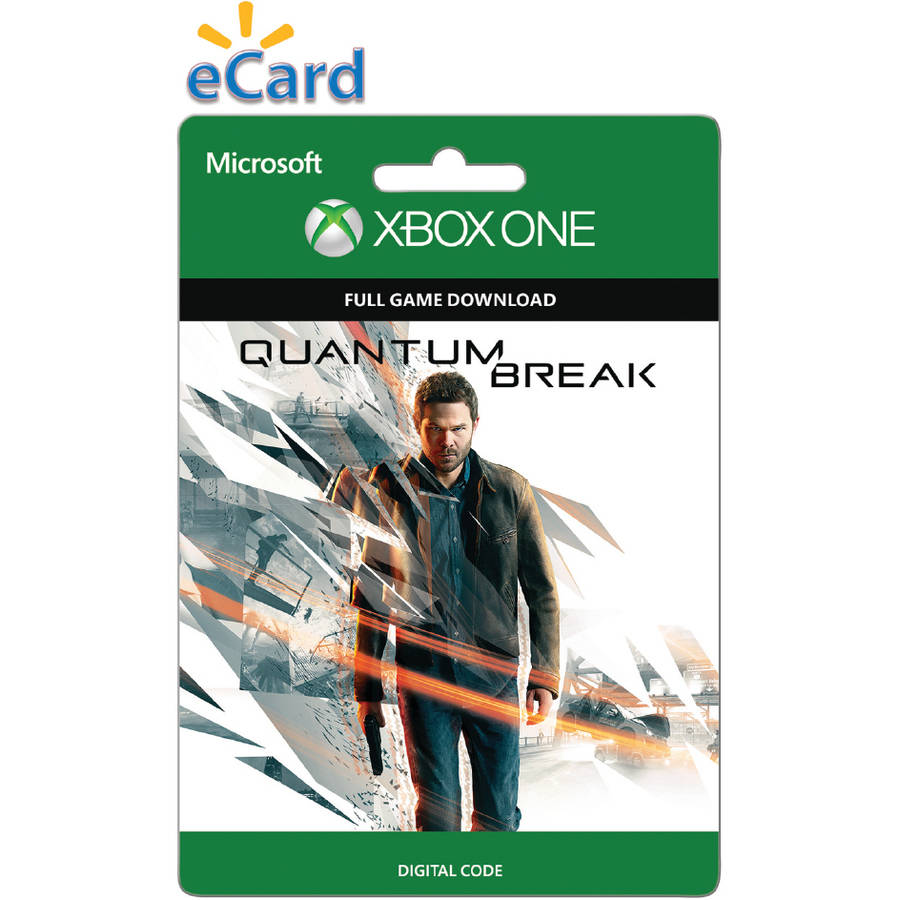 Xbox One Quantum Break Full Game (Email Delivery)