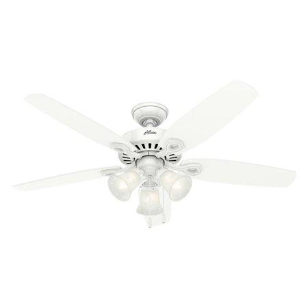 Hunter Fan 52   Architect Series Plus  White  53236