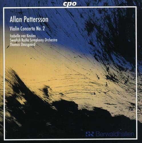 G.a. Pettersson - Allan Pettersson: Violin Concerto No. 2 [CD]