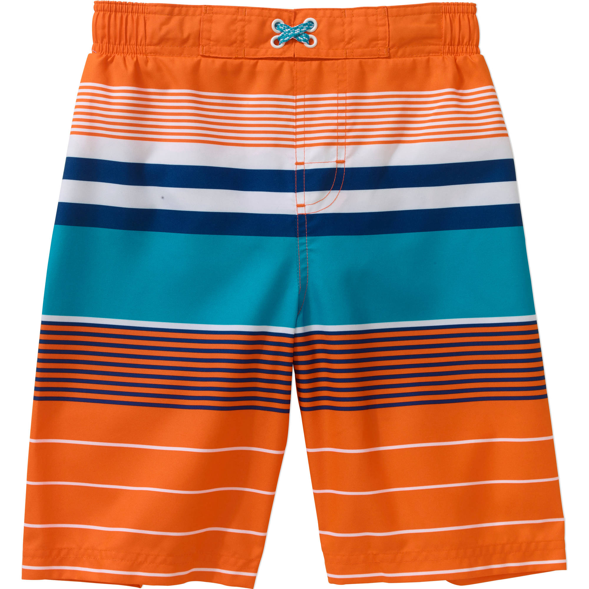 Op Boys Stripe Swim Shorts