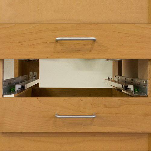 Full Extension Soft-Close Undermount Drawer Slide