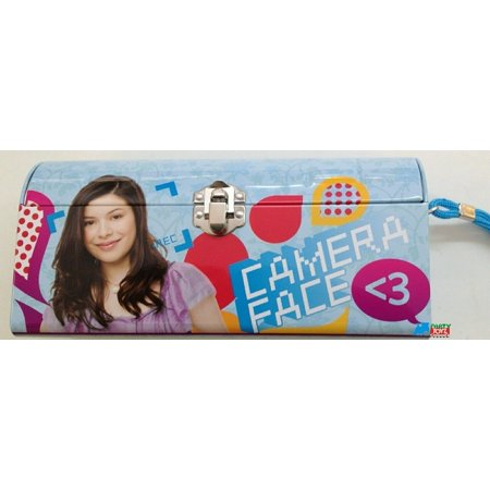 iCarly Carry All Tin Clutch Purse with String - Blue - Icarly Halloween