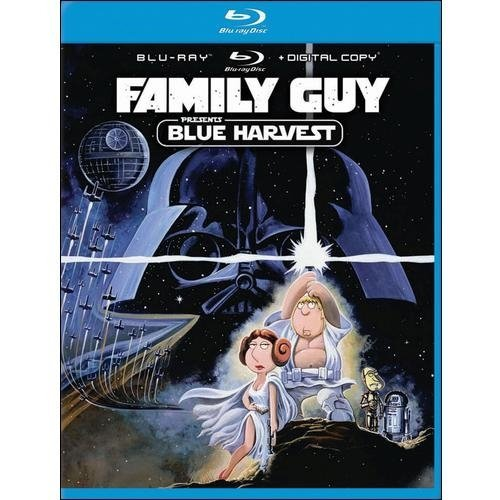 Family Guy: Blue Harvest (Blu-ray) (With INSTAWATCH) (Full Frame) by NEWS CORPORATION