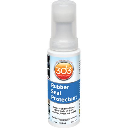 Image of 303 (30324) Rubber Seal Protectant and Conditioner for Weather Seals, 3.4 fl. oz.