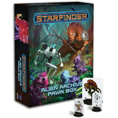 Starfinder Pawns: Alien Archive Pawn Box (Other) - Alien Bob