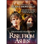 Rise From Ashes: Nightmare Mansion 4 - eBook