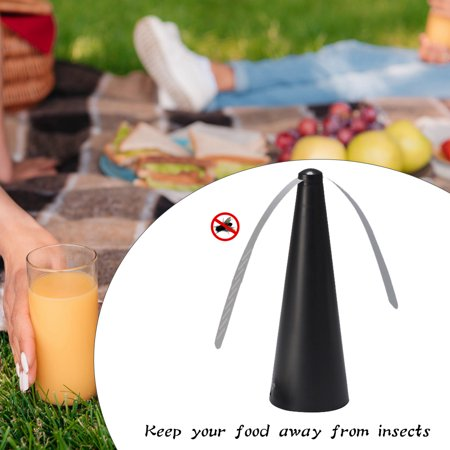Staron Fly Repellent Fan Keep Flies And Bugs Away From Your Food Enjoy Outdoor Meal Fly Away Kite