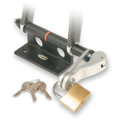 Delta Cycle Lockable Bike Hitch with Lock