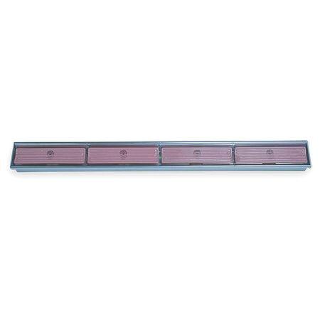 """30"""" Linear Infrared Ceramic Heater, Tempco, CRA10019"""