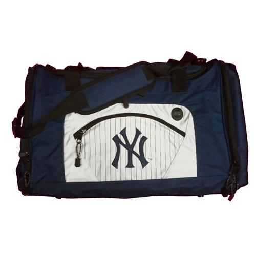Concept 1 CNO-MLYK5147 New York Yankees Mlb Roadblock Duffle Bag
