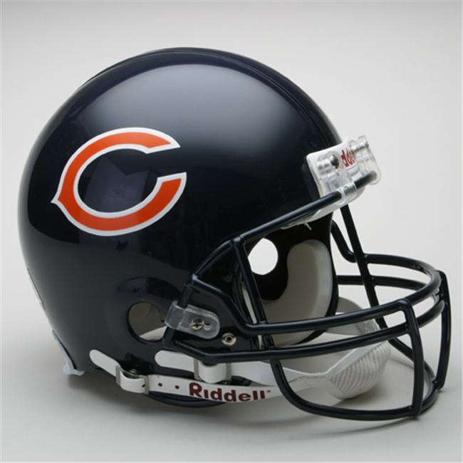 Creative Sports RD-BEARS-A Chicago Bears Riddell Full Size Authentic Proline Football Helmet
