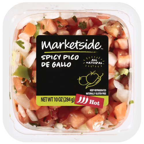 Marketside Spicy Pico De Gallo 10 Oz