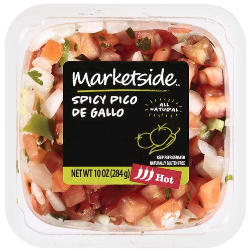 Marketside Spicy Pico De Gallo, 10 oz