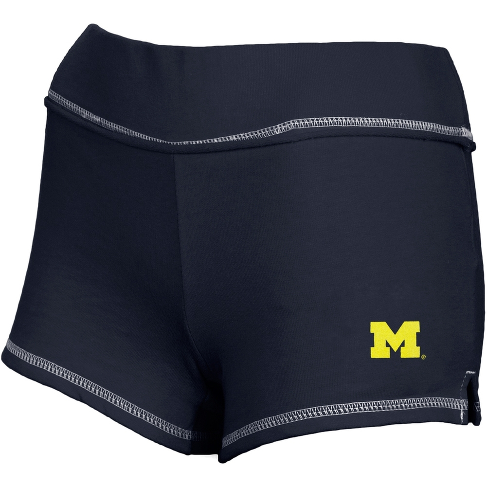 Michigan Wolverines - Team Girls  Juvy Shorts