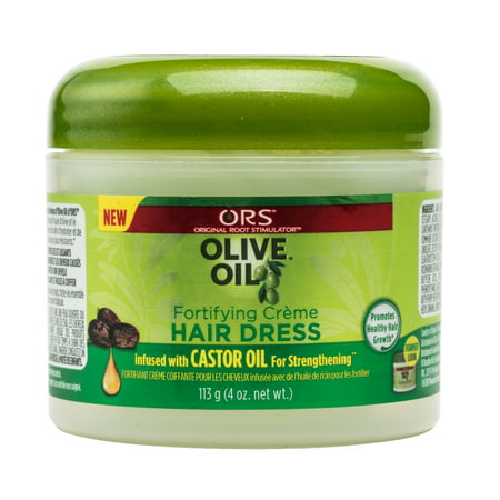 ORS Olive Oil Fortifying Crème Hair Dress 4 (Olive Oil Hair Care)
