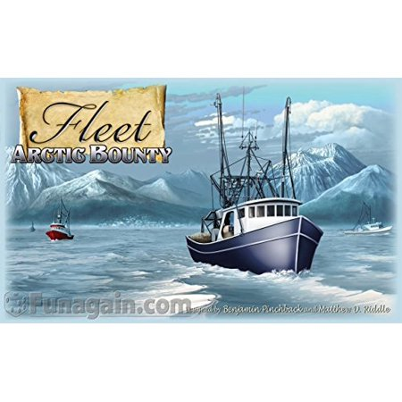 Eagle Games Fleet Expansion Artic Bounty - image 1 of 1