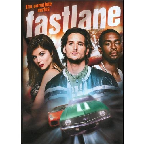 Fastlane: The Complete Series (Full Frame)