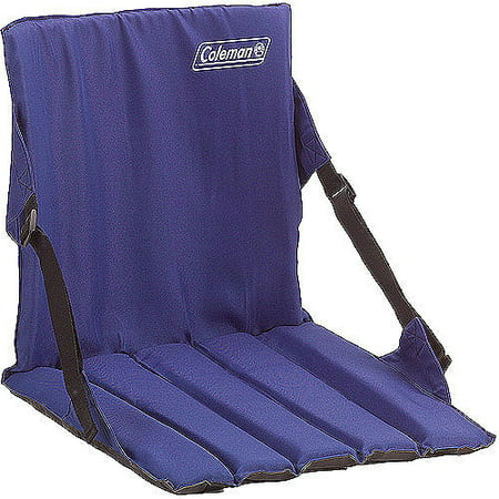 Coleman Portable Stadium Seat Padded Cushion with -