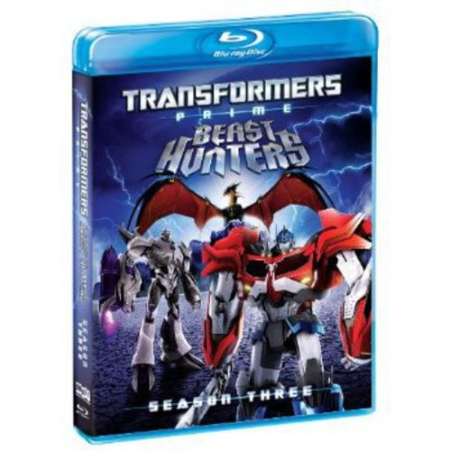 Transformers Prime: Season Three (Blu-ray) (Widescreen)