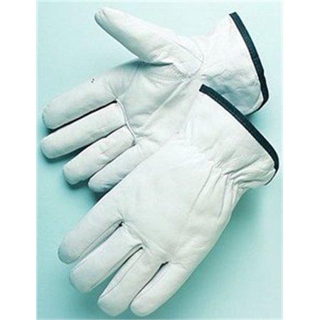 Premium Goat - 6817Tag Sm Goat Drivers Glove, Liberty Gloves Inc., EACH, PR, Premium, soft grai