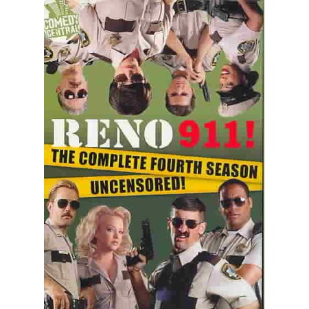 Reno 911: The Complete Fourth Season (DVD)](Reno 911 Characters)