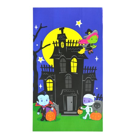 Image of Way To Celebrate Halloween Paper Sack House