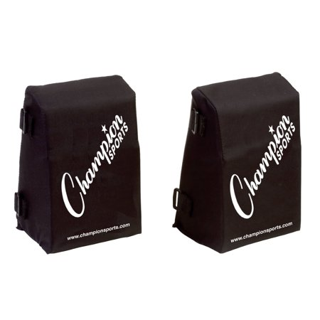 Champion Sports Catcher's Knee Support (Catchers Comfort Knee Pad)