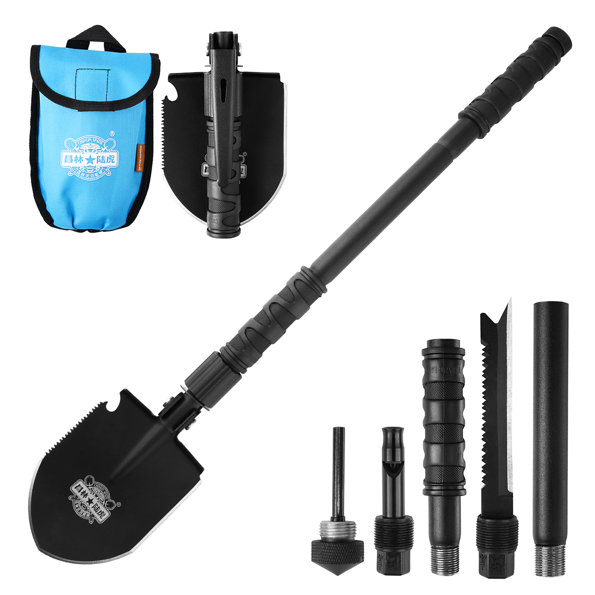 CHANGLIN SPADE 1534 Multi-function Folding Shovel by