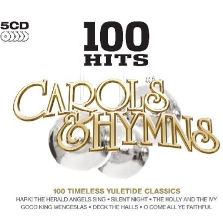 100 Hits: Carols & Hymns / Various (CD)