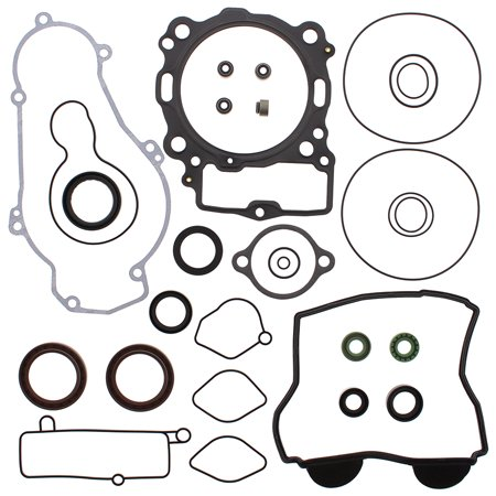 New Winderosa Gasket Kit With Oil Seals for KTM 505 SX-F